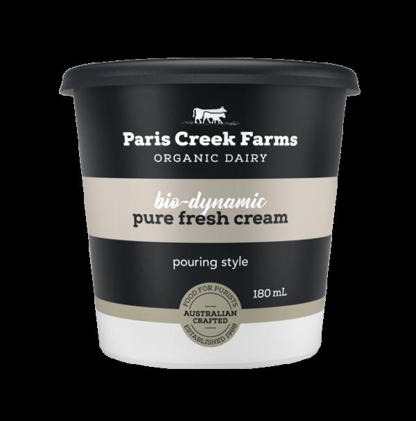 Pouring Cream Tub